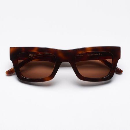 Unisex Sun Buddies Greta Sunglasses - Tortoise