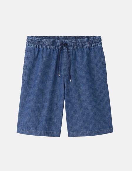 A.P.C. Kaplan Denim Shorts - Washed Indigo
