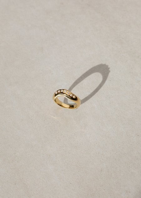 Jasmin Sparrow Seme Ring - Gold