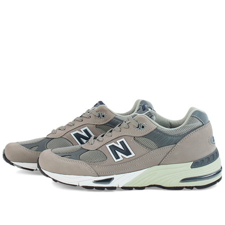 New Balance m991ani SNEAKER - Grey/Navy
