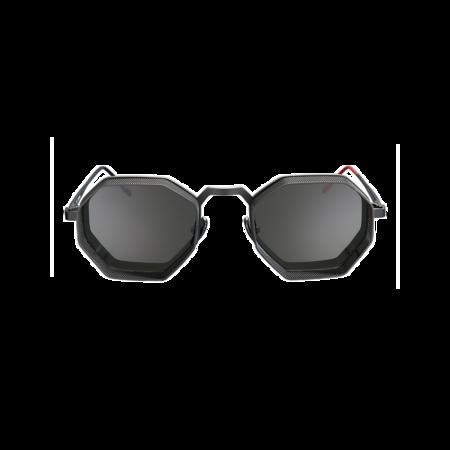 Unisex VYSEN Eyewear Boby B-1 Sunglasses - Black Mate