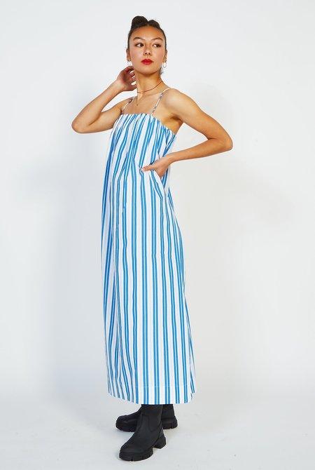 Ganni Tent Midi Dress - Daphne