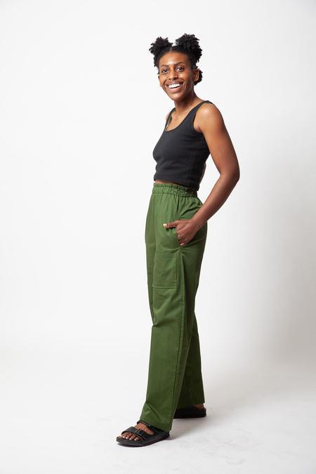 Gravel & Gold Guide Pants - Emerald