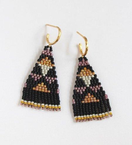 Bluma Project Taos Earring - Black
