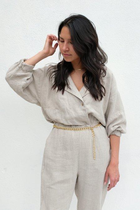 Paloma Wool Loka Belt - Gold
