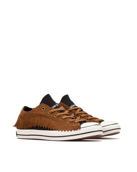 Palm Angels Fringes Shoe - Brown