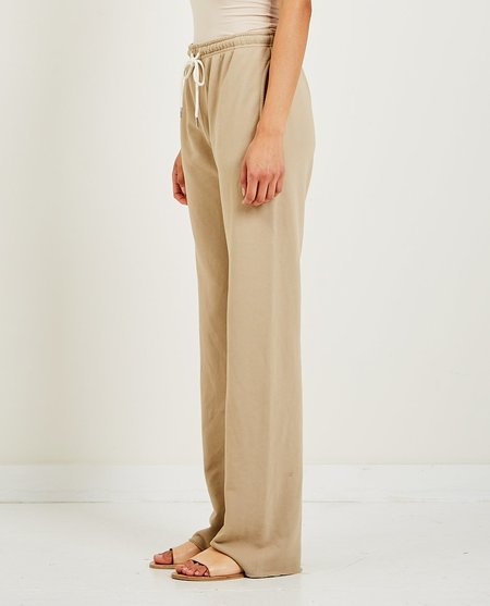 Mantra Arden Straight Boot Terry Cut Pant