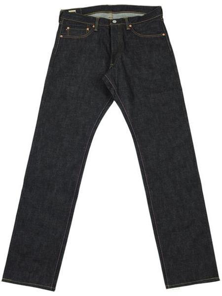 Momotaro Jeans 15.7oz Zimbabwe Cotton Denim NT - Indigo