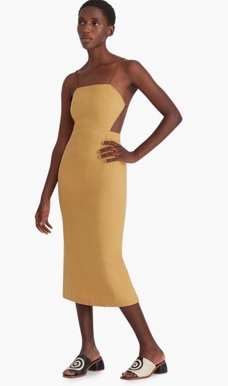 Paloma Wool Tiffany Dress - Tan