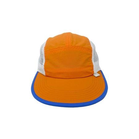 UTOPIAN PROJECTS RECON BREEZER-UP10 cap - Tangerine/Sky