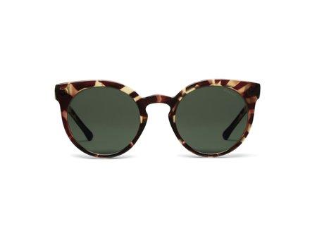 KOMONO Lulu Crystal Sunglasses - Giraffe