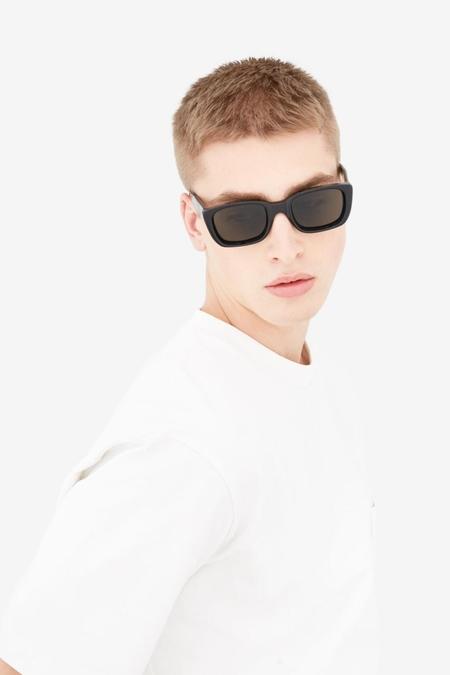 RetroSuperFuture Lira Sunglasses - Black