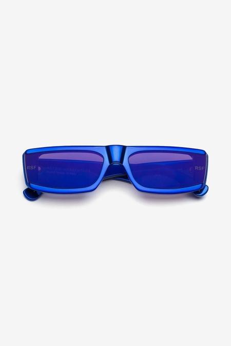 RetroSuperFuture Issimo Sunglasses - Chrome Blue