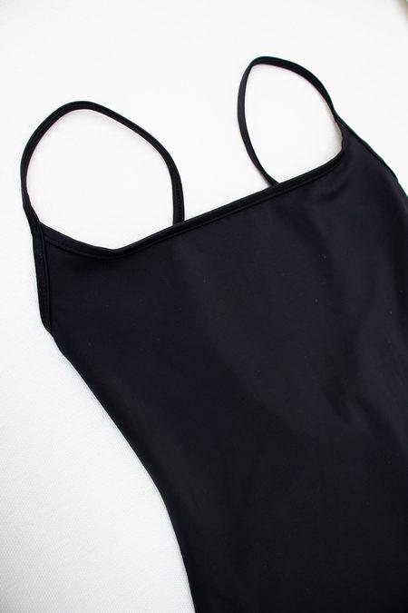 Nu Swim Noodle Suit - Black