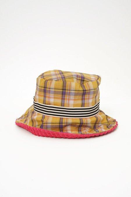 Aquarius Cocktail CHERRY #6 bucket hat - multi