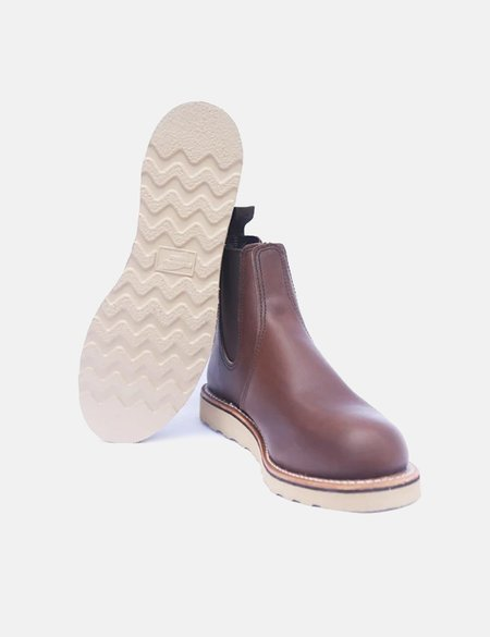 """Red Wing Shoes 6"""" Classic Chelsea Boot - Amber Brown"""
