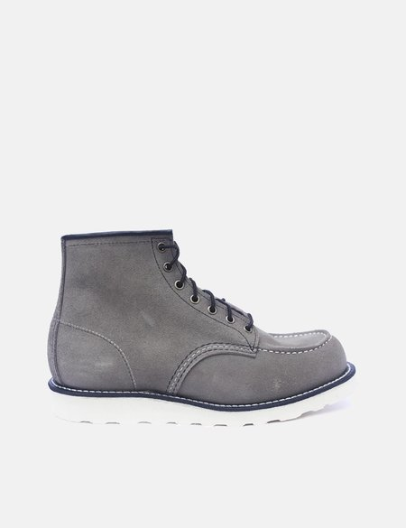 """Red Wing Shoes Heritage 6"""" Moc Toe 8863 Boots - Slate Grey"""