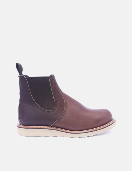 """Red Wing 6"""" Classic Chelsea Boot - Amber Brown"""