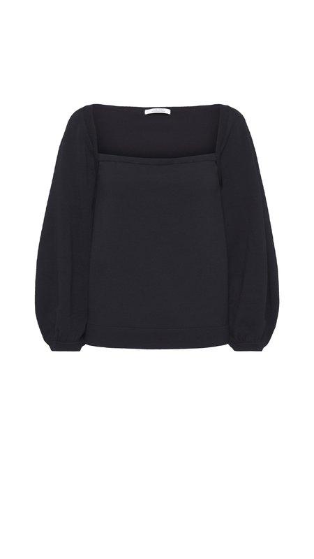 Dorothee Schumacher Structured Touch Pullover - black