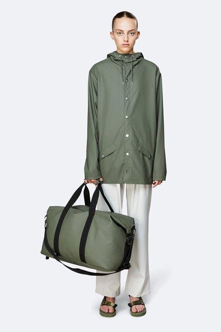 Rains Water Resistant Weekend Bag - Olive