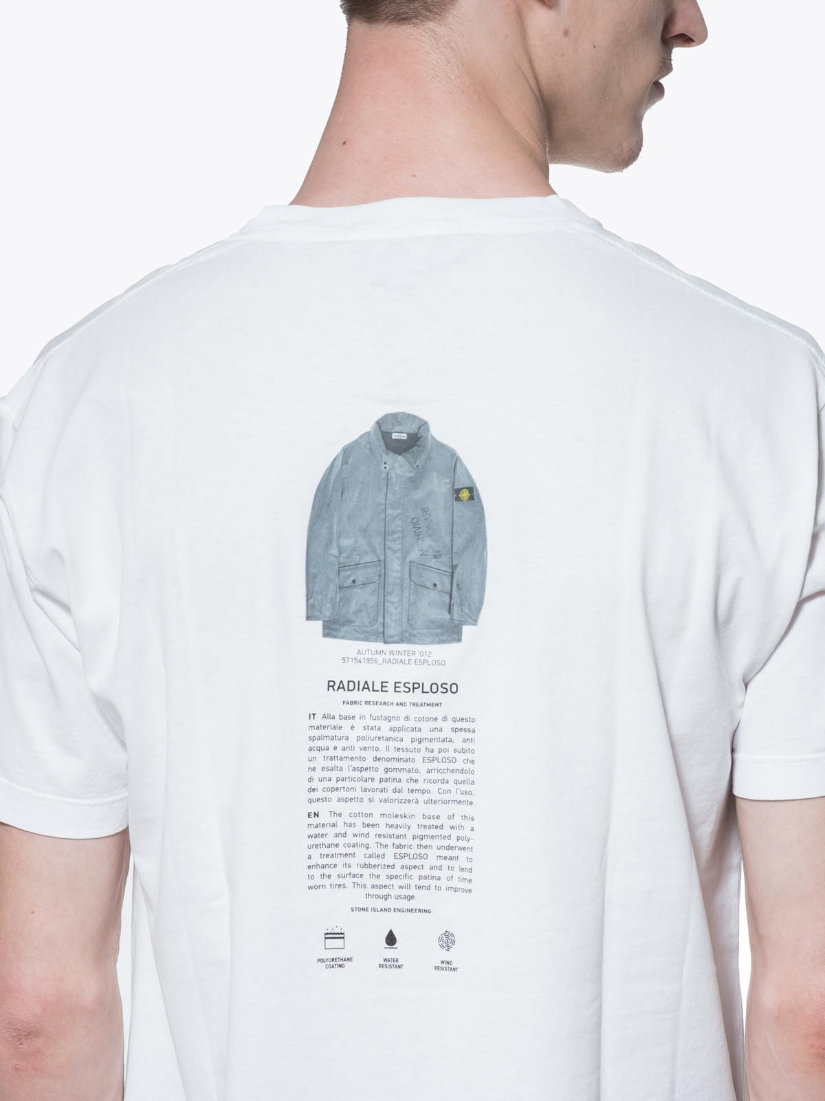 stone island archivio t shirt