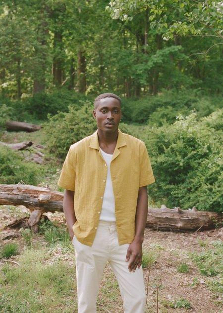 Steven Alan Camp Shirt - Honey Gauze