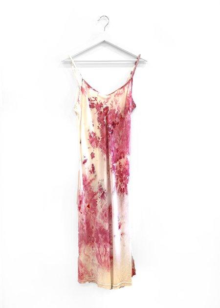 Peri the Label Midi Slip Dress - Magenta