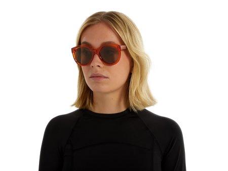 KOMONO Anise Ellis Sunglasses - orange