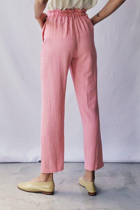 at Dawn. Linen Blend Trouser