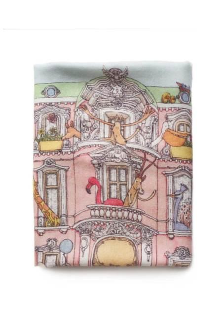 Kids Atelier Choux Cashmere Blanket - Monceau Mansion