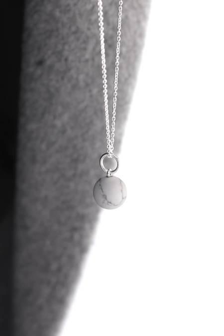 MAKSYM COLMARB NECKLACE - Sterling silver