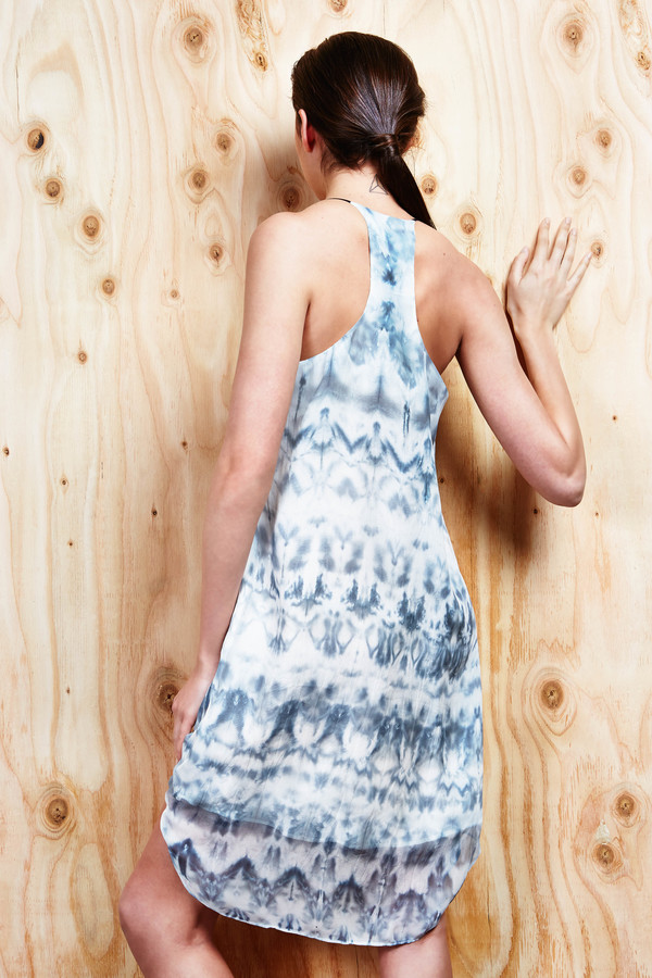 Devlyn van Loon Racerback Dress