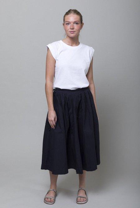 Sula Clothing LTD. Waist Tie Skirt - Azul