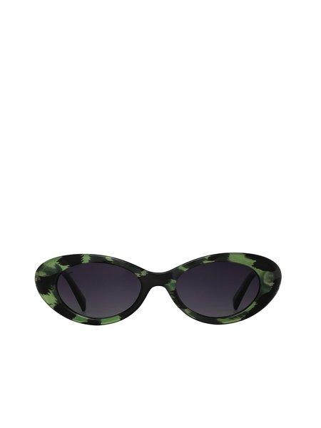 Reality Eyewear HIGH SOCIETY eyewear - JUNGLE GREEN
