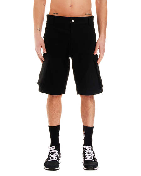 GCDS Cargo Pants - black