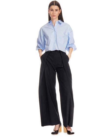 MM6 Maison Margiela Tailored Pants - blue
