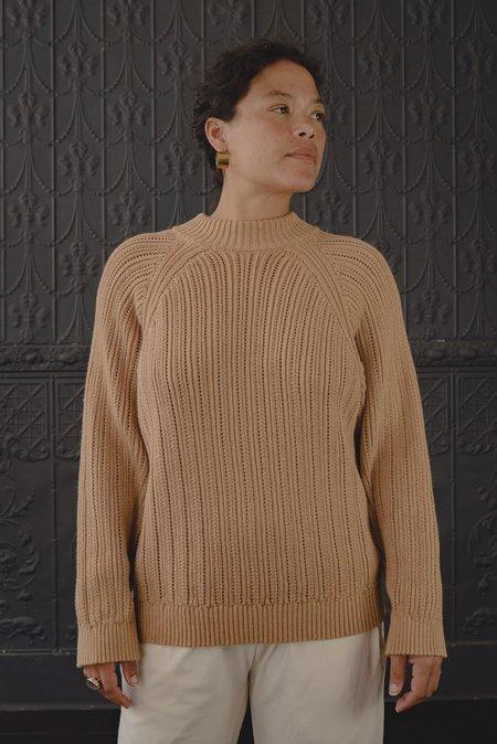 Wol Hide Sweatshirt Sweater - earth