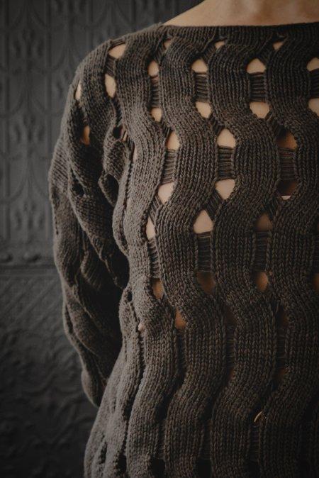 Lauren Manoogian Waves Pullover
