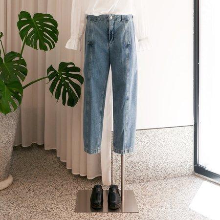Rachel Comey Steer Pant Mission Denim - Washed Indigo