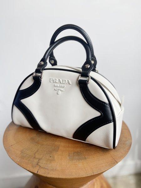 [Pre-loved] Prada Bauletto Bowler Bag