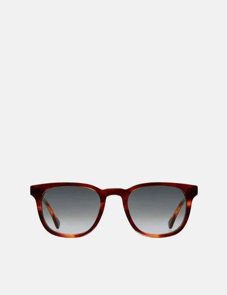 YMC x Bridges & Brows Woody Sunglasses - Brown