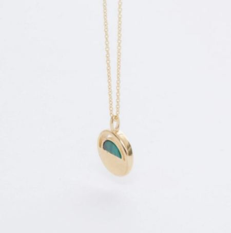 Sheisme Magic Intuition Necklace - Gold