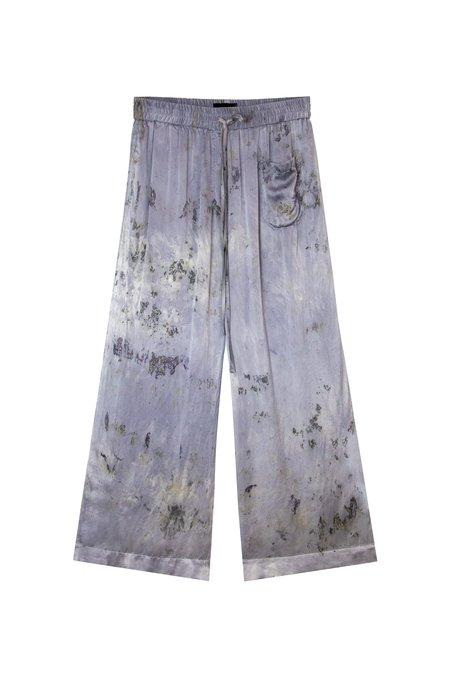 KES Cropped Wide Leg Pant - Organic Rainforest