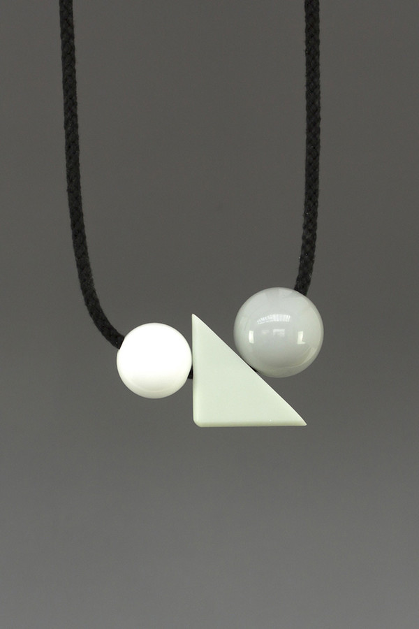 One We Made Earlier Ray Necklace
