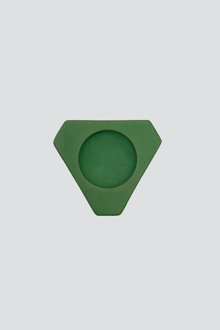 Concrete Cat Metra Bowl - Light Green