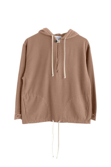 SEEKER Anorak sweater - Desert