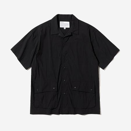 Uniform Bridge Fatigue Pocket Shirt - Black