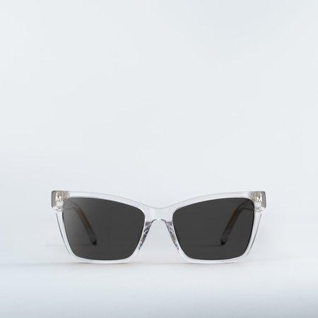 Machete Sally Sunglasses - Clear