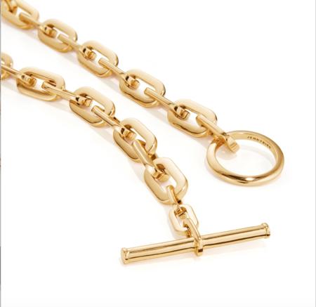 Jenny Bird Toni Chain Necklace - Gold