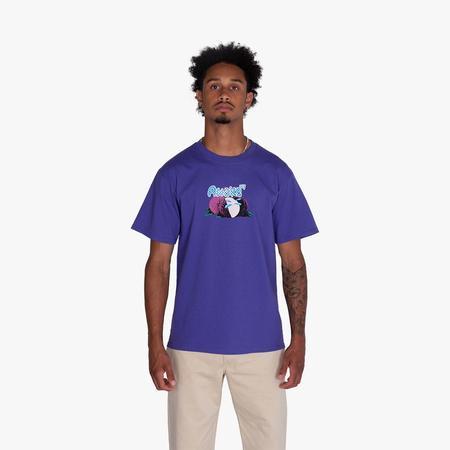 Awake NY Lychee Logo T-shirt - Berry